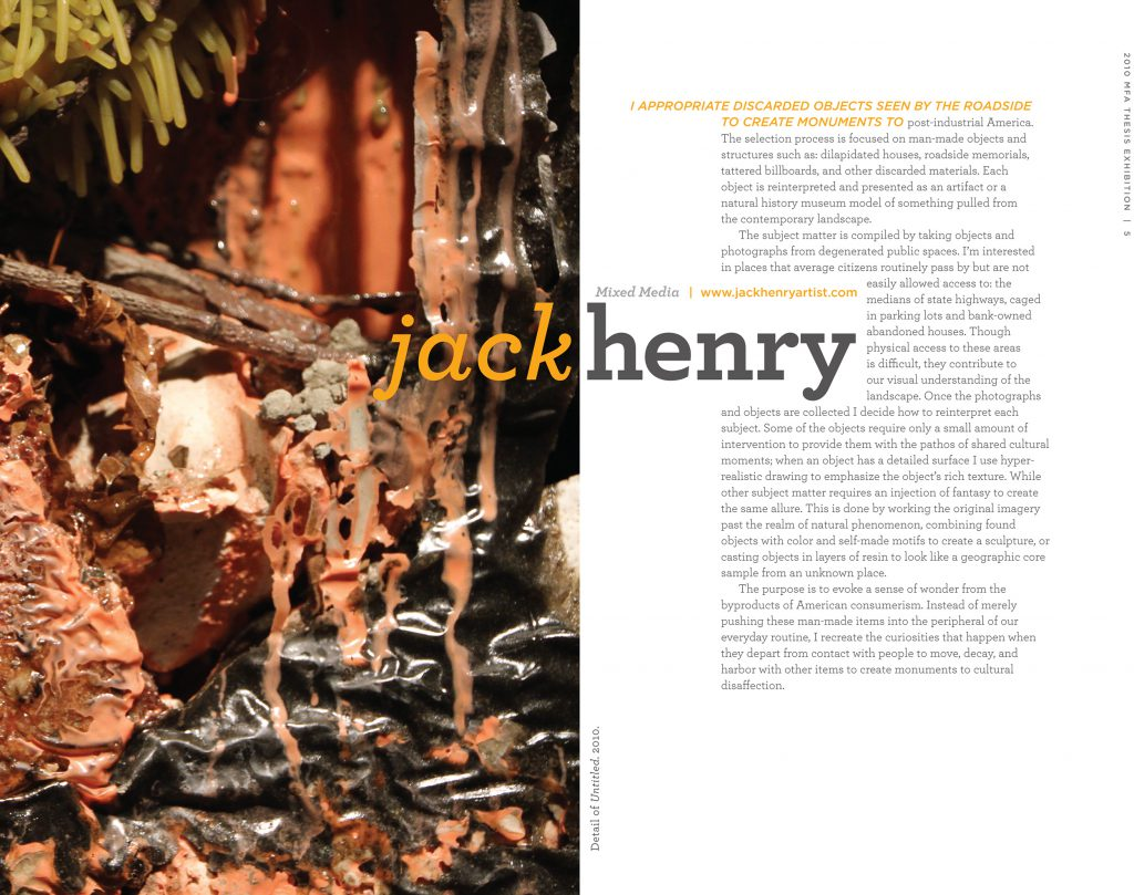 Spread focusing on Jack Henry