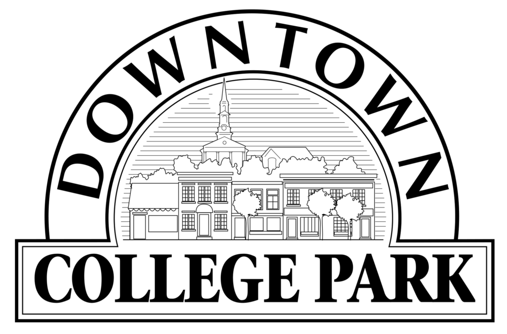 Original Downtown College Park logo