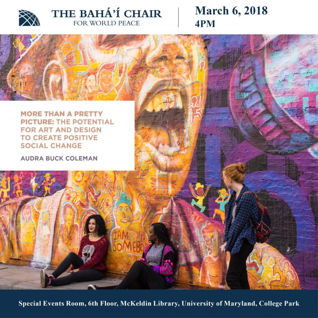 Bahai Chair flyer