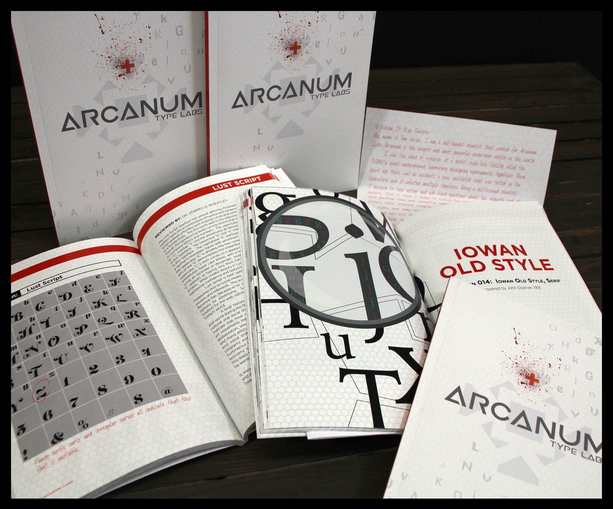 Arcanum magalog design