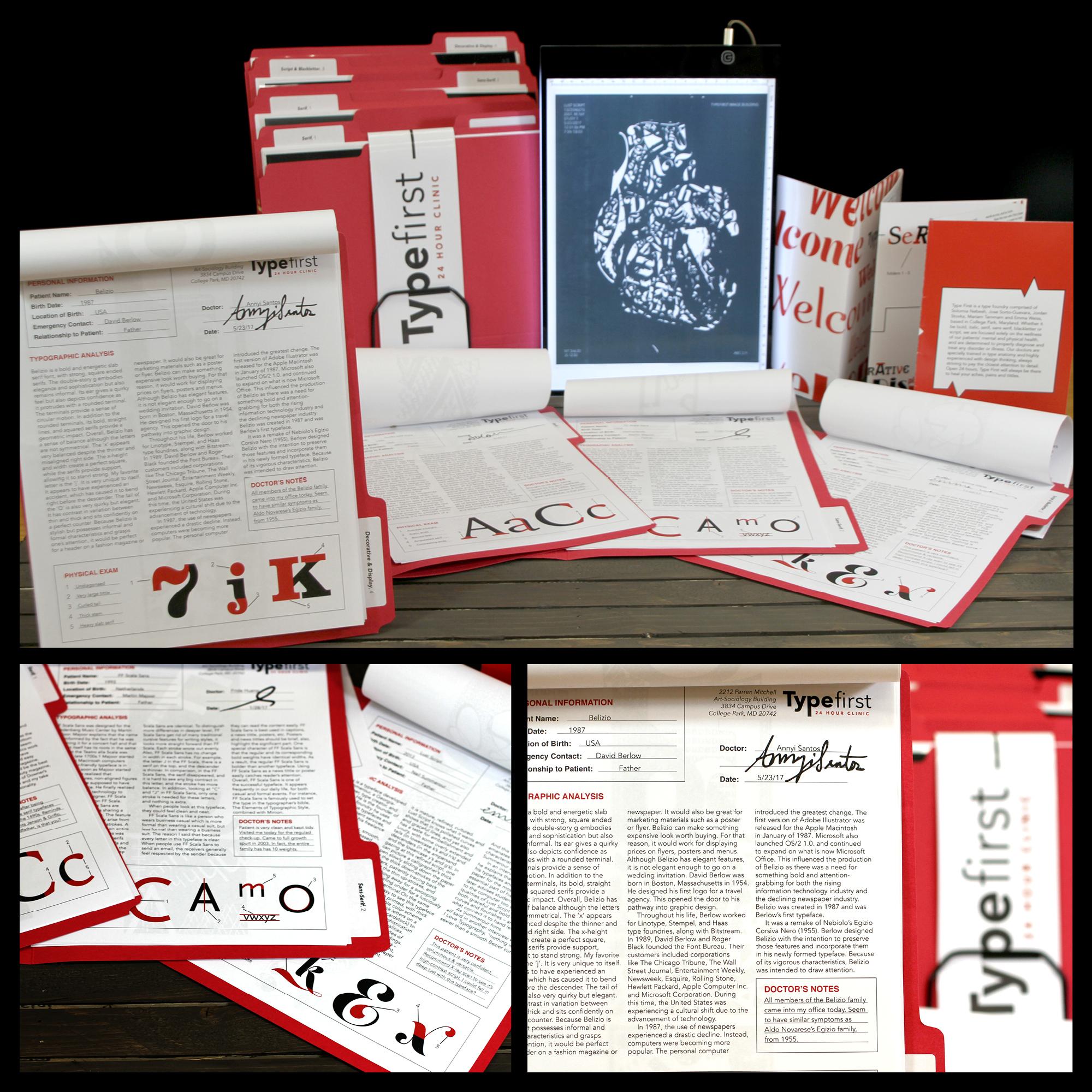 TypeFirst magalog design